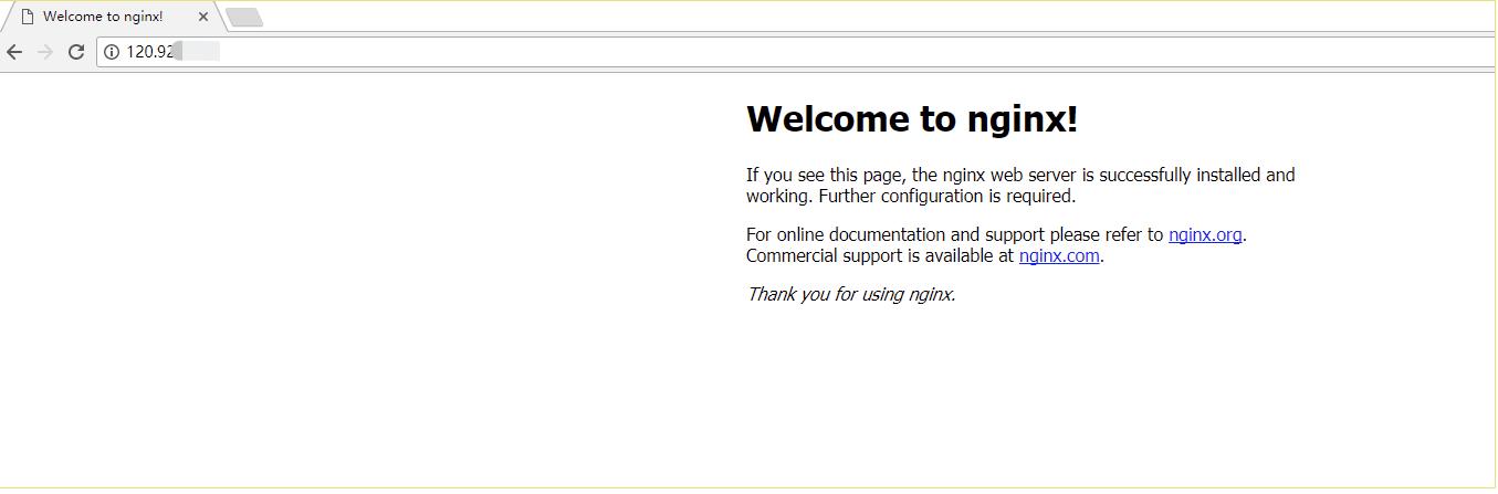 通过kubectl创建简单nginx服务