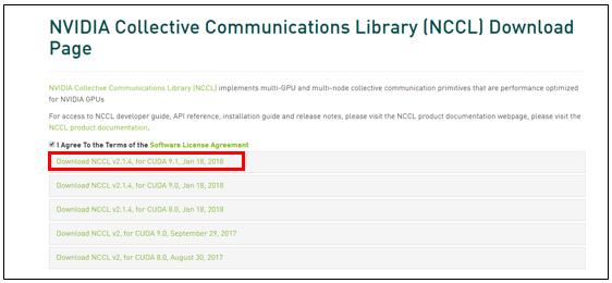 安装cuDNN和NCCL指南